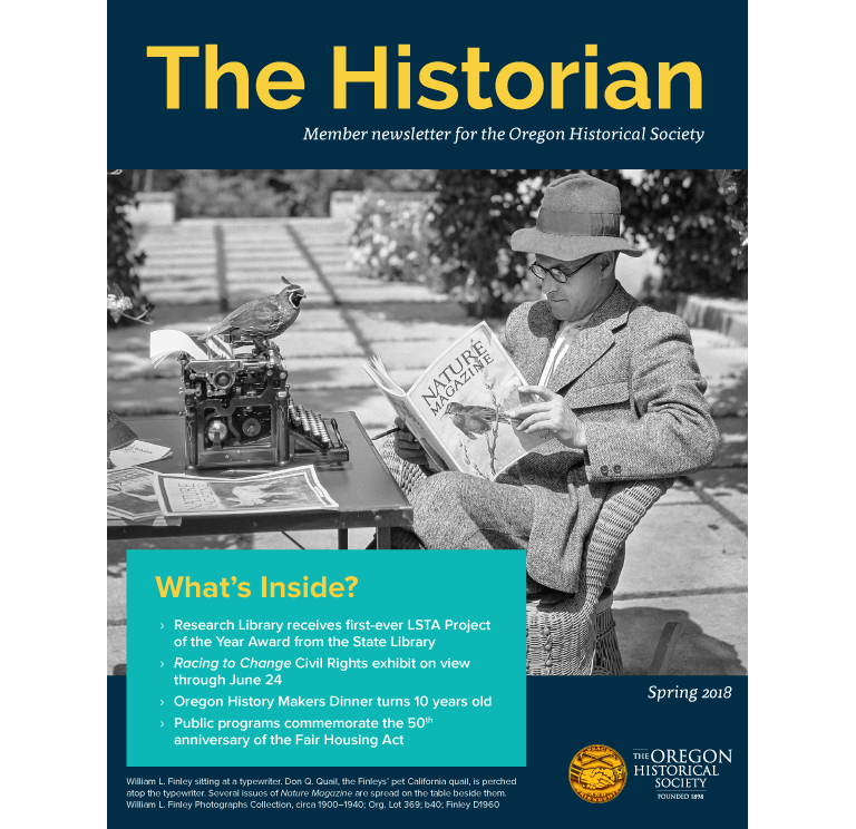 The Historian Spring 2018