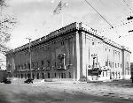 The Municipal Auditorium