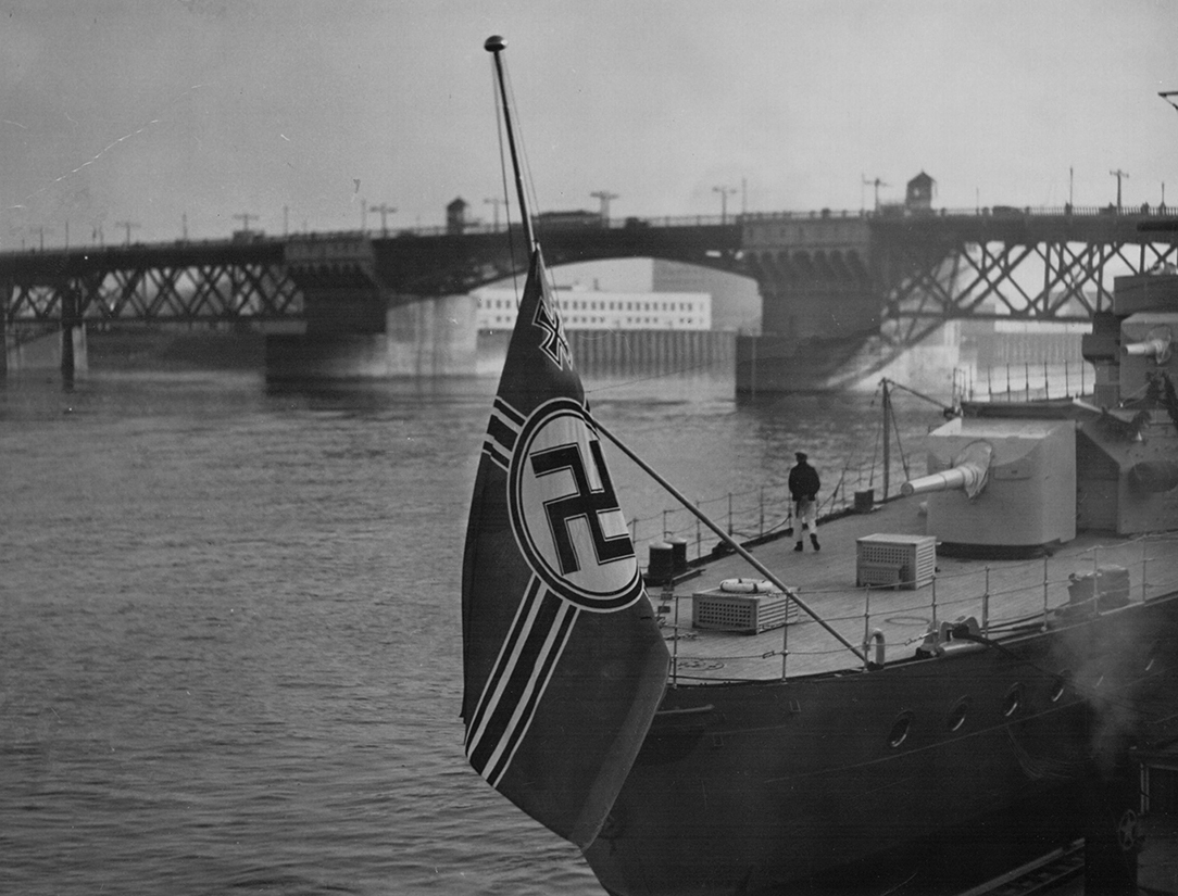 Christmas Boats Portland 2019.The First Time Nazis Marched In Portland