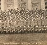 Student Army Training Corps, 3rd Section B, Benson Polytechnic School, October 27, 1918, National Archives and Records Administration