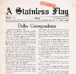 A Stainless Flag, January 31, 1911. OHS Research Library, V 2-25-1