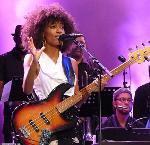 Esperanza Spalding, North Sea Jazz Festival, Rotterdam, July 2012 Courtesy J. Breeschoten