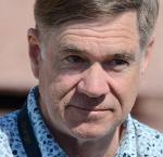 Gus Van Sant at the Cannes Film Festival, 2015 Courtesy Georges Biard