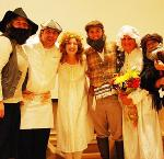 Fiddler on the Roof production, Mittleman Jewish Community Center. Courtesy Mittleman Jewish Community Center