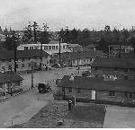 Fort Stevens, 1945 Courtesy National Archives, 40-0655a