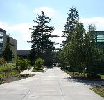 The entrance to PCC Sylvania Campus, Wikimedia Commons