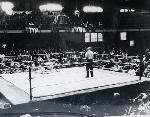 Wrestling match in Portland, c. 1924. Orhi103239