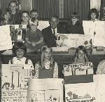 Willamette Valley Clean Air poster contest, 1969, Orhi105878