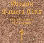 Oregon Camera Club exhibit pamphlet cover, 1906. OHS Research Library, Oregon Camera Club, PAM 779 O661e, bc006608