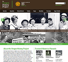 Oregon History Project