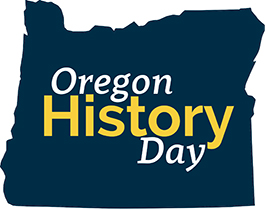 Oregon History Day Logo