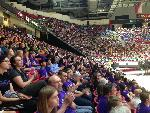 NHD 2018 Awards Ceremony Oregon is in Purple