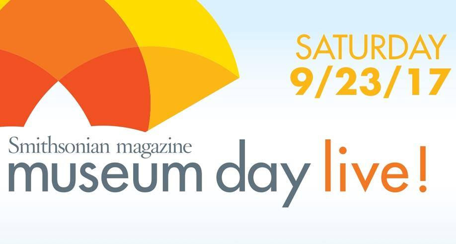 Smithsonian Magazine's Museum Day Live