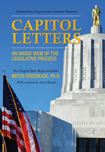 Capitol Letters: An Inside View of the Legislative Process