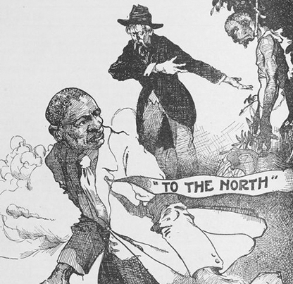 "Black activists and journalists regularly emphasized mob violence as a prime motivation for black migration to northern cities. ""The Reason,"" The Crisis (NAACP newsletter) 19:5 (March 1920): 264"
