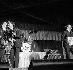 The Beatles perform in Kansas City, Missouri, September 17, 1964 © The Bob Bonis Archive, www.BobBonis.com