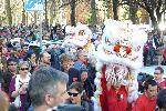 Dragon Dance and Parade, Sunday, February 7, 2016
