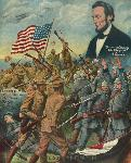 """True Sons of Freedom"" poster, Library of Congress"