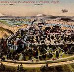 "Postcard of ""Council Crest, the Dreamland of Portland,"" courtesy of Darrell Jabin's personal collection."