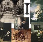 Works stolen in the Isabella Stewart Gardner Museum theft