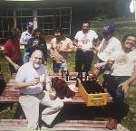 Fred Eckhardt with other craft beer pioneers, courtesy Oregon Hops and Brewing Archives at Oregon State University