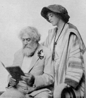 Erskine and Sara, 1918, Huntington Library, Museums and Botanical Gardens, San Marino, California