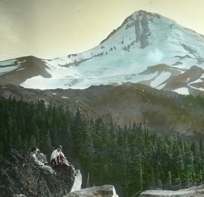Mt. Hood, Lantern Slide Collection, Box 10, No. 19