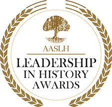 American Association for State and Local History Leadership in History Award