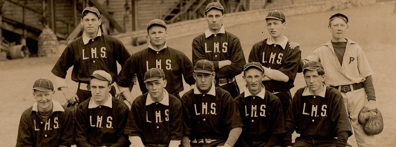 Cropped cover of the Lincoln High School Legacy Book, courtesy Lincoln High School Alumni Association