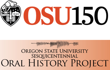 OSU Sesquicentennial Oral History Project