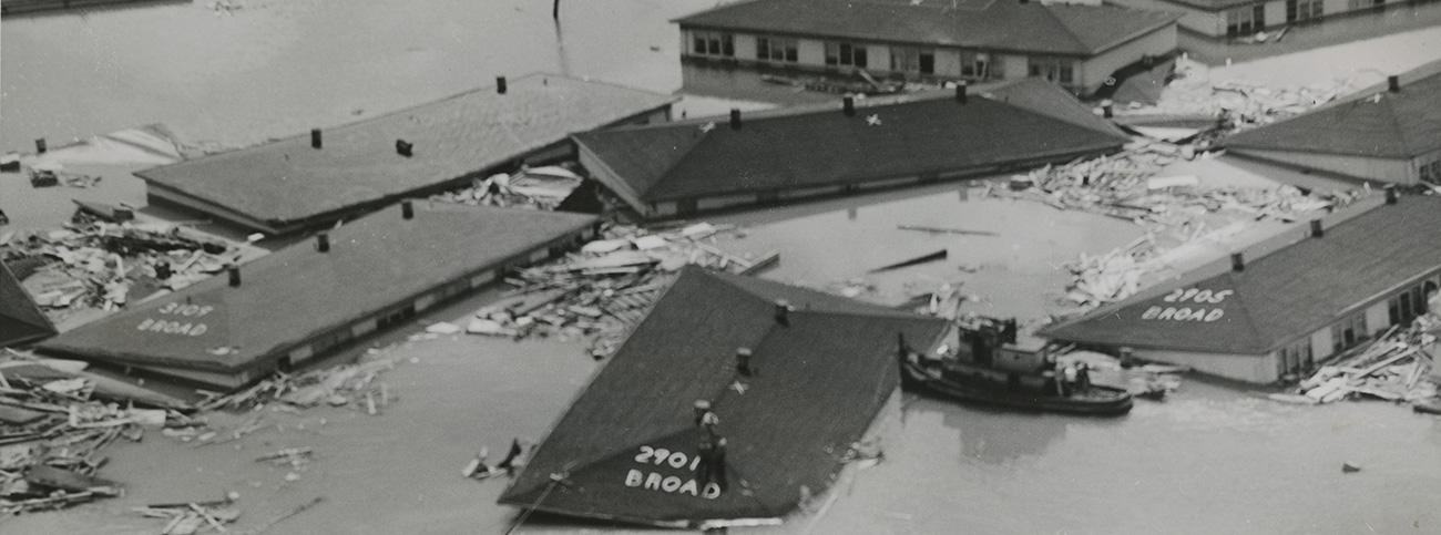 Vanport flood recovery. bd001987