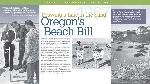1967—Drawing a Line in the Sand: Oregon's Beach Bill