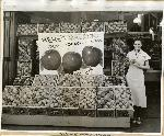 Apple Week display circa 1939