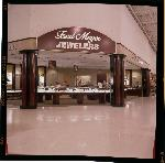 Jewelry store inside Salmon Creek, Wash. Fred Meyer on opening day. Coll 199 b17.4