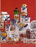 Fred Meyer products presented in the 1971 Annual Shareholders Report. Coll 199 b19