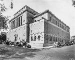 Portland's Masonic Temple shortly after it was completed in 1927. The building played host to a number of 1960s psychedelic concerts. 024509, bb017032