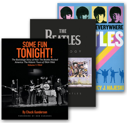 Books about the Beatles