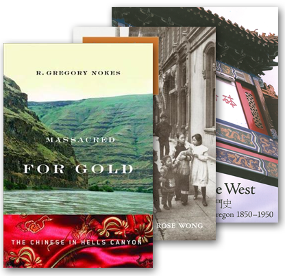 Books about Chinese Americans in Oregon