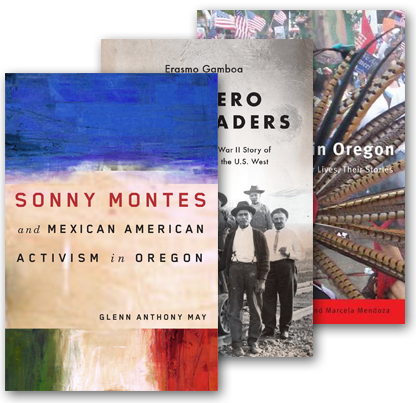 Books about Mexican Americans in Oregon