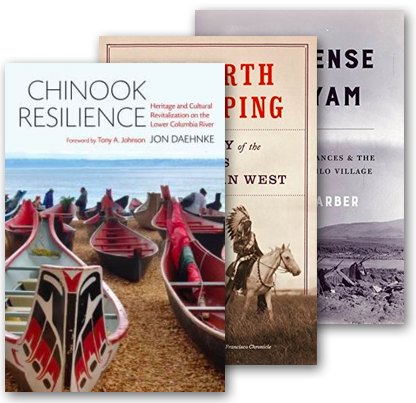 Books about Pacific Northwest Native Americans