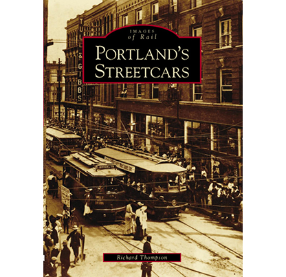 Portlands Streetcars Cover