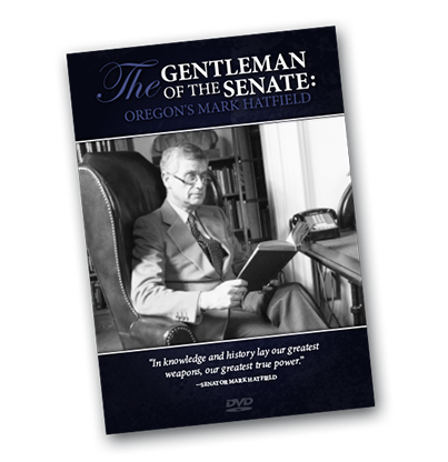 The Gentleman of the Senate: Oregon's Mark Hatfield