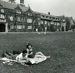 Reed College, 1945. Photo Art Collection, Box 44, PA#71913-32 (source: print from PA publicity box).