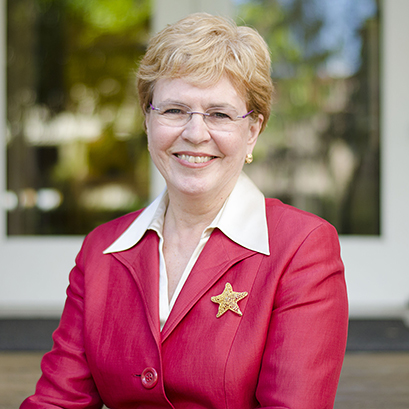 Dr. Jane Lubchenco Photo by Joy Leighton